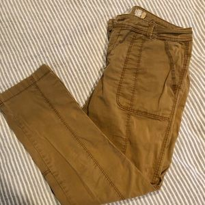 HEI camel color pants